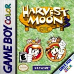 Harvest Moon 3 Cover