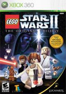 Lego Star Wars 2 Cover