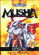 MUSHA Cover Art