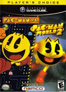 Pac-Man Vs Cover