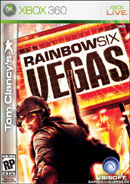 Rainbow Six Vegas Cover