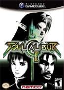 Soul Calibur 2 Cover