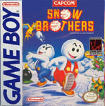 Snow Bros Jr Cover