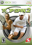 Top Spin 2 Cover