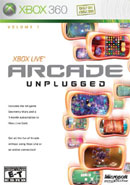 XBLA Unplugged Cover