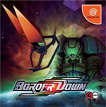 Border Down Cover Art