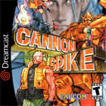 Cannon Spike Cover Art