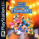 Dance Dance Revolution Disney Mix Cover Art