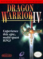 Dragon Warrior IV Cover Art