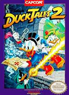 Duck Tales 2 Cover Art