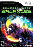 Geometry Wars Galexies Cover