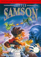 Little Samson Cover Art