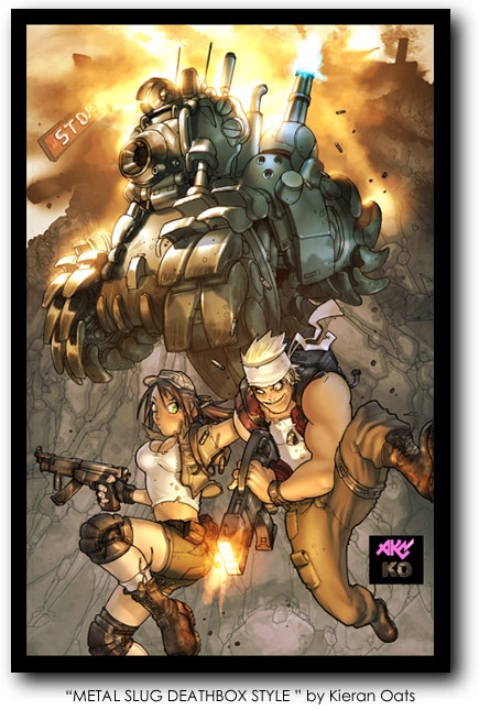 Metal Slug Art 01