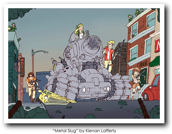 Metal Slug Art 02