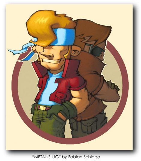 Metal Slug Art 06