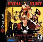 Fatal Fury Mark of the Wolves Cover Art