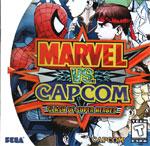 Marvel Vs Capcom Cover Art