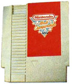 1990 NES World Championship Gold Cartridge