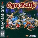 Ogre Battle Cover Art