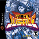 Project Justice Cover Art