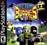 Team Buddies Cover Art