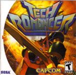 Tech Romancer Cover Art
