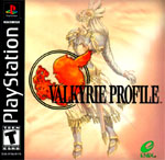 Valkyrie Profile Cover Art